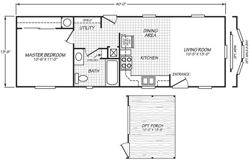 Ev1 14 X 40 533 Sqft Mobile Home Factory Expo Centers. This 533 Square Foot Single Wide Home Is Available For Delivery In Washington Oregon Idaho. Wiring. Park Mobile Home Plumbing Diagram At Scoala.co