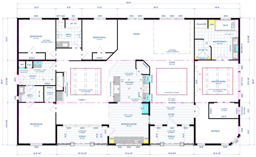 Sprague Floor Plan Factory Expo Home Centers